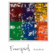 tableau abstrait peinture acrylique peinture abstraite abstract painting abstract art : Freespirit