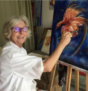 site artistes oeuvre - Christl Montalieu