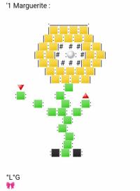 Une Fleur (Jaune)