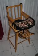 bois marqueterie orleans meubles enfants deco : La chaise d'enfant
