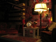 art textile mode personnages maison farfadet miracle interieur : Maison pour Farfadet ... & ...