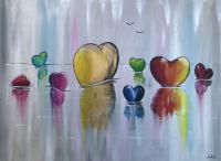 La régate des coeurs (Amour)