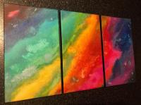 Abstraku (Art abstrait coloré)