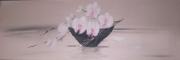 tableau fleurs orchidee representation zen nature morte : Orchidées