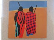tableau personnages personnage kenya : Peuple du Kenya