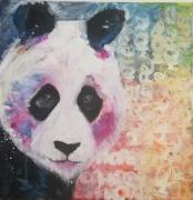 tableau animaux : panda