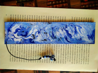marque page & fluid art