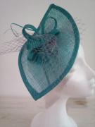 artisanat dart autres ceremonie femme accessoire sisal : bleue amour