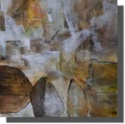 tableau abstrait oeuvre unique tableau abstrait tableau peint ,a la main rachel masnaghetti : 14.04.2021