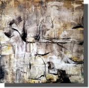 tableau abstrait oeuvre unique tableau abstrait tableau peint ,a la main rachel masnaghetti : 06.12.2020
