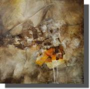 tableau abstrait oeuvre unique tableau abstrait tableau peint ,a la main rachel masnaghetti : 23.02.2021