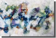 tableau abstrait oeuvre unique tableau abstrait tableau peint ,a la main rachel masnaghetti : 24.03.2021