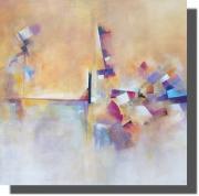 tableau abstrait oeuvre unique tableau abstrait tableau peint ,a la main rachel masnaghetti : 09.03.2021