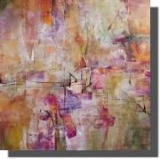 tableau abstrait oeuvre unique tableau abstrait tableau peint ,a la main rachel masnaghetti : 15.02.2021