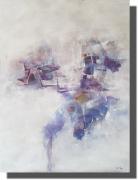 tableau abstrait oeuvre unique tableau abstrait tableau peint ,a la main rachel masnaghetti : 18.01.2021