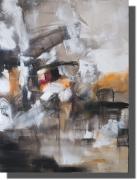 tableau abstrait oeuvre unique tableau abstrait tableau peint ,a la main rachel masnaghetti : 08.03.2021