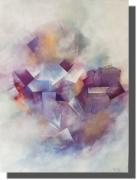 tableau abstrait oeuvre unique tableau abstrait tableau peint ,a la main rachel masnaghetti : 23.01.2021