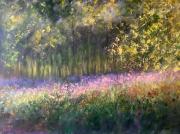 tableau paysages : Dans les bois, bientôt