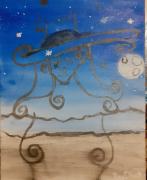 tableau personnages : Sélene, l'esprit de la lune