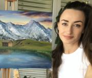 site artistes oeuvre - Sandra Sendyk