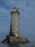 photo marine phare phare du four porspoder mer : le phare du Four 02