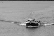 photo marine mer bateau goemonier : Un Goémonier