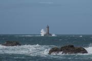 photo marine mer phare du four iroise porspoder : le roi lion et pumbaa au phare du Four