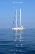 photo marine bateau mer iroise : Bateau du large