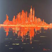 tableau villes : Dark Red