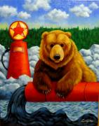 tableau animaux : gazoduc