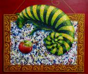 tableau animaux : réaliste et abstraction