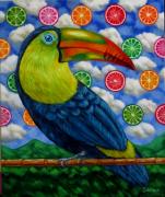 tableau animaux : fruitopia