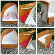 deco design abstrait fauteuil decoration terrasse nads : Paquebot