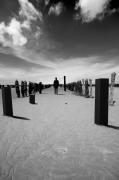 photo paysages noir et blanc paysage photographie photographie art personnage : mental construction 6