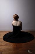 photo personnages photographie art personnage mode studio : signe noir
