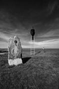 photo paysages noir et blanc paysage photographie photographie art personnage : Escape 35