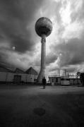 photo abstrait noir et blanc paysage photographie photographie art personnage : I can fly 26