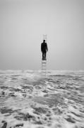 photo autres noir et blanc paysage photographie photographie art : ESCAPE 17