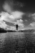 photo paysages noir et blanc paysage photographie photographie art personnage : ESCAPE 8