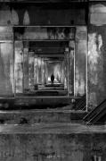 photo architecture noir et blanc paysage photographie photographie art personnage : differences et repetitions