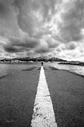 photo personnages noir et blanc paysage photographie photographie art personnage : follow the line 11