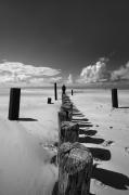 photo paysages noir et blanc paysage photographie photographie art personnage : Mental construction 15