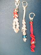 bijoux bijoux sac tresse fait main : Bijoux de sacs grands modèles