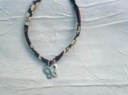 bijoux bracelet en liberty bijoux sandrine chasseigne : Bracelet en liberty BEL 1