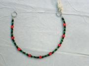 bijoux bracelet bijoux perles de verre chasseigne : Bracelet en perles de verre BV 17