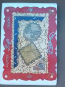 """deco design carte magnet voyage decoration : Plaque """"voyage"""" PM 15"""