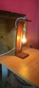 artisanat dart autres vintage : Lampe d ambiance