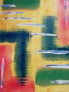 tableau abstrait : Art contemporain