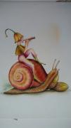 dessin personnages fantastique homme animaux musique : Mensonges