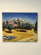 tableau paysages : LES ALPILLES
